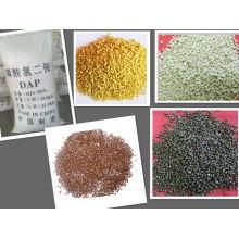 Fosfato de diamonio, Fertilizante DAP, (DAP 18-46-0) Proveedor (N total: 18%)