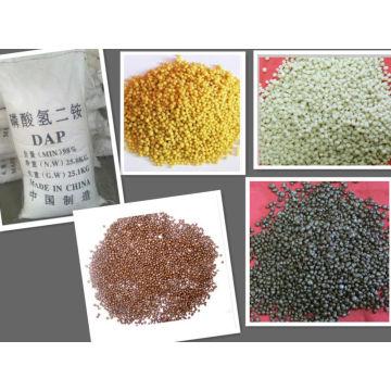 Diammonium Phosphate, DAP Fertilizer, (DAP 18-46-0) Supplier (Total N: 18%)