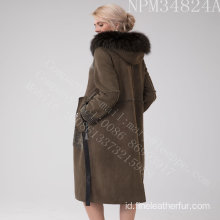 Winter Australia Merino Shearling Long Coat