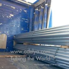 Galvanised Steel Tubing
