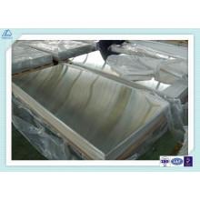 Placa de aleación de aluminio duro
