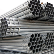 Pre Galvanized Round Section Carbon Steel Pipe