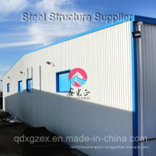 Prefabricated Steel Sructure Large-Span Workshop (SS-14547)