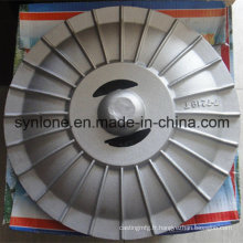Chine Couverture en aluminium de moulage de fabrication en métal