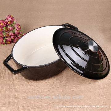 Hot sale cast iron cookware food warmers