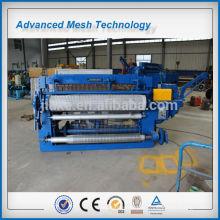 Máquinas de engranzamento de fio soldadas automáticas completas para fazer a cerca na agricultura