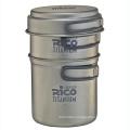 High Quality Titanium Camping Pot Set