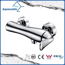 Robinet de douche de baignoire à une poignée droite (AF9140-4)