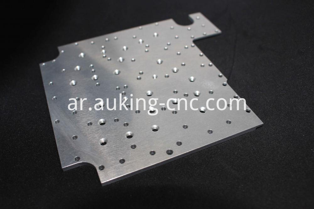 High Precision Aluminium Par