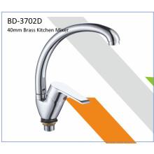 Bd3702D 40mm Brass Single Lever Kitchen Faucet
