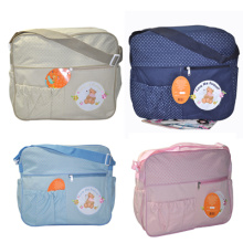 600D fashion diaper handbag with mat