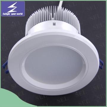 Plafonnier encastré à LED avec 2 ans de garantie