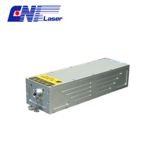 5mJ 532nm diode pumped high energy laser