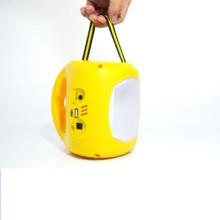 Hotsales Ebst-D08d Outdoor Portable LED Solar Energy Camping Lantern