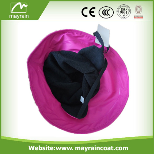 100% Waterproof PU Hood