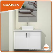 Armário de vaso sanitário de madeira de decolagem de madeira de alta qualidade