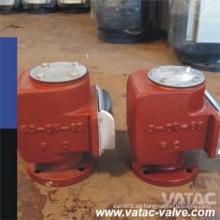 Cabezal de ventilación de aire marino de acero fundido ISO / JIS 5k / 10k / 16k, cabezales de ventilación de tubería de aire