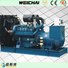400kw Weichai Baudouin Diesel Electric Generator Set
