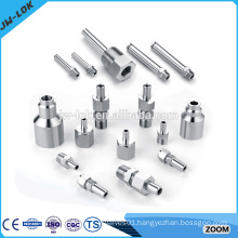 Stainless steel npt thread welded pipe fittings