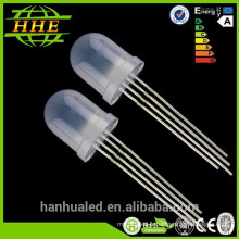 5mm 8mm 10mm RVB a mené la diode électroluminescente