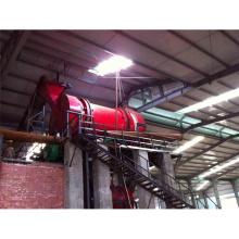Horno de carbonización de la máquina de fabricación de carbón de leña de alta calidad