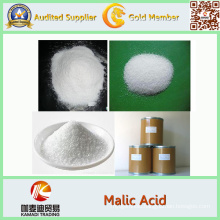 Factory Supply Food Additive 99% Dl-Malic Acid
