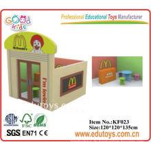 Kinder Dollhouse für die Schule