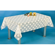 PVC Printed Tablecloth with Nt Pattern (NT0003A)