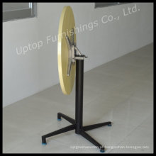 Mesa de dobramento de madeira laminada de madeira laminada HPL (SP-RT375)