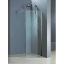 Simple Tempered Glass Shower Door