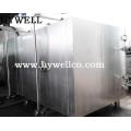 Máquina de secagem a vácuo de quadrados naturais de mel