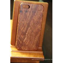 На самом деле Бирма padauk ценный подарок деревянные крышки мобильного