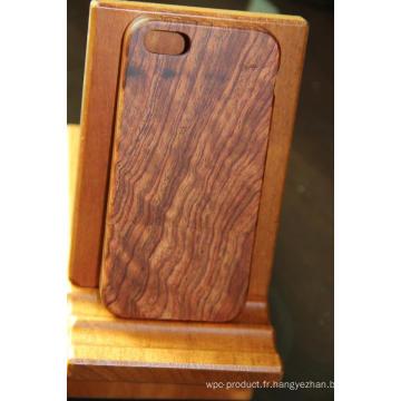Couverture en bois pour cadeau de valeur
