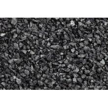 Charbon actif granulaire de 12x40 pour l'iode de purification de l'eau 1000 mg / g
