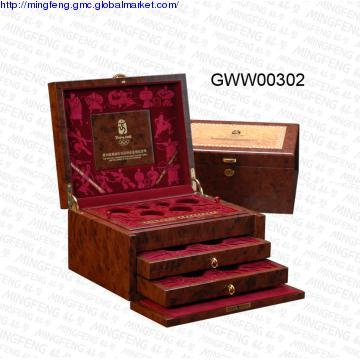Wooden Gift Box 2012 new launch