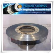 Alta qualidade poli laminado folha de alumínio fita para cabos