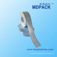 Heat sealing disposable surgical scissors roll