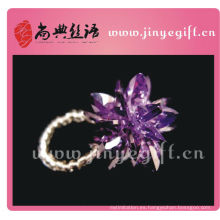 Shangdian Cultcred Jewelry Collection Elástico Bead Ring Crafts