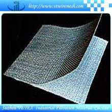 Sinterdrahtgewebe mit höherer Festigkeit und Steifigkeit