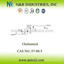 Proveedor confiable de colesterol en polvo