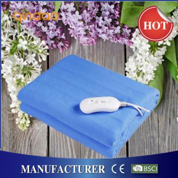220V ~ 240V завод OEM Съемный электрический одеяло и матрас