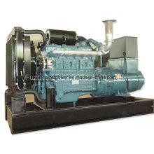 Gerador diesel trifásico de 60Hz 200kw com motor de Doosan