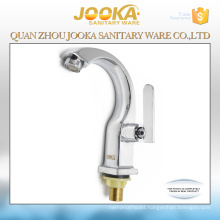 ABS filter chrome plated durable antirust washbasin faucet