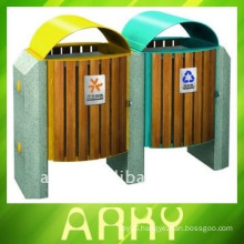 Good Quality Garden Stone Waste Bins