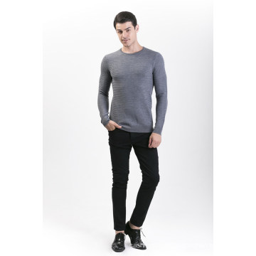 Camisola de Lã de Moda Masculina 17brawm003