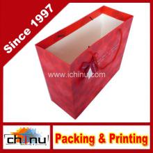 Saco de papel da arte / saco de papel branco (2210)