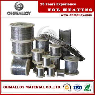 Swg 26 28 30 Fecral21 / 6 Fornecedor 0cr21al6 Fio para uso industrial