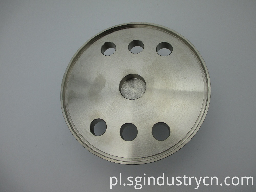 Sks3 Material Steel Cnc Parts For Industrial Equipment