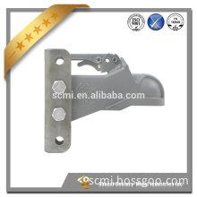 2-5/16 Ball 3Position Channel 14000 lbs Bulldog Cast Head Coupler Wedge Latch