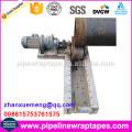 Предупреждения коррозии трубопровода трубы упаковочная машина для нефтяной газовой трубы